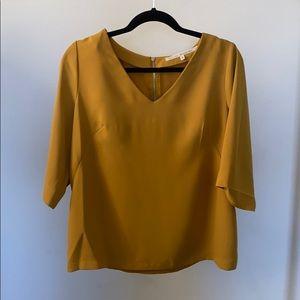 Rachel Roy half sleeve blouse